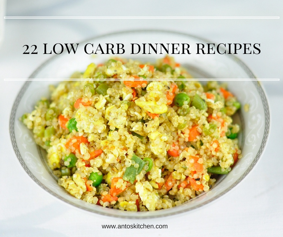 Healthy low carb dinner recipes 28 images low carb for Healthy recipes for dinner low carb